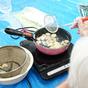 豆腐白玉&白和えを作りました♪