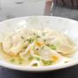 食育料理講習会で水餃子を作りました!