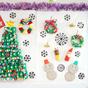 もうすぐクリスマス!12月の壁飾りです♪